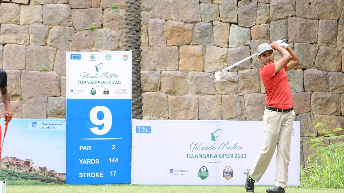Manu Gandas claims maiden pro title, wins Golconda Masters by three strokes
