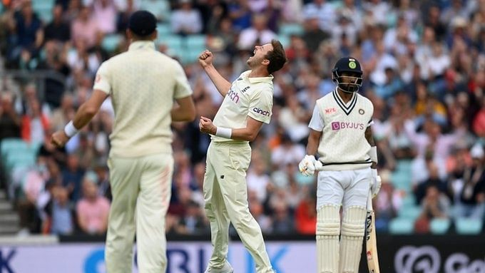 4th Test: England pacers blow away top three of India's batting