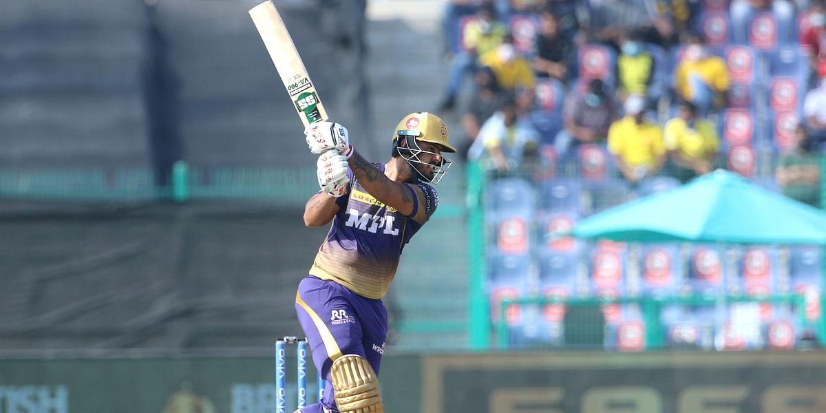 IPL 2021: Rana, Karthik guide KKR to 171/6 against CSK