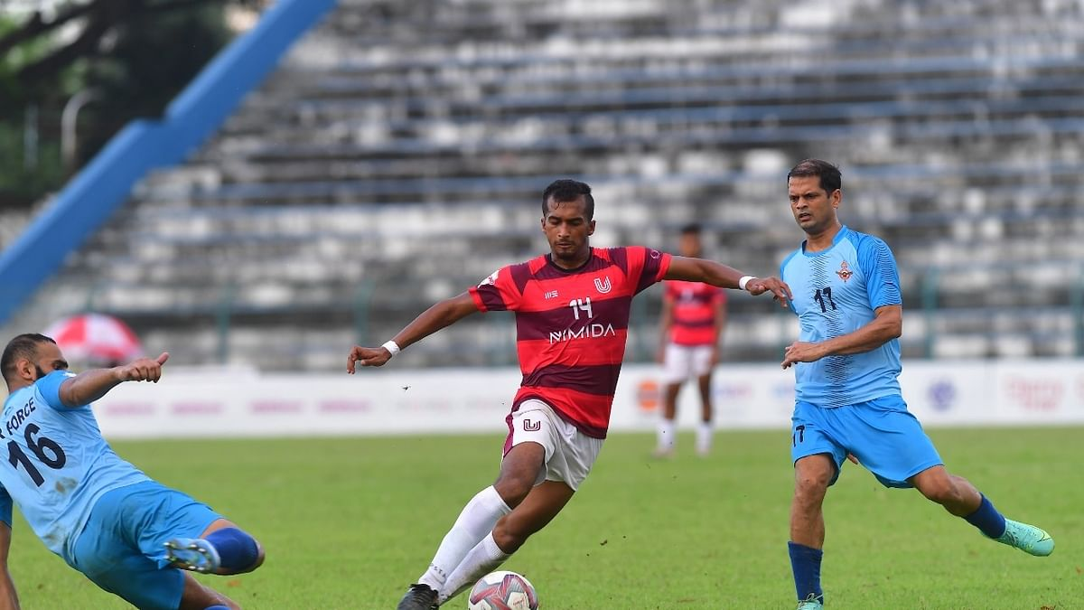 Dominant FC Bengaluru United beat Indian Air Force 4-2 in their second game in the Durand Cup