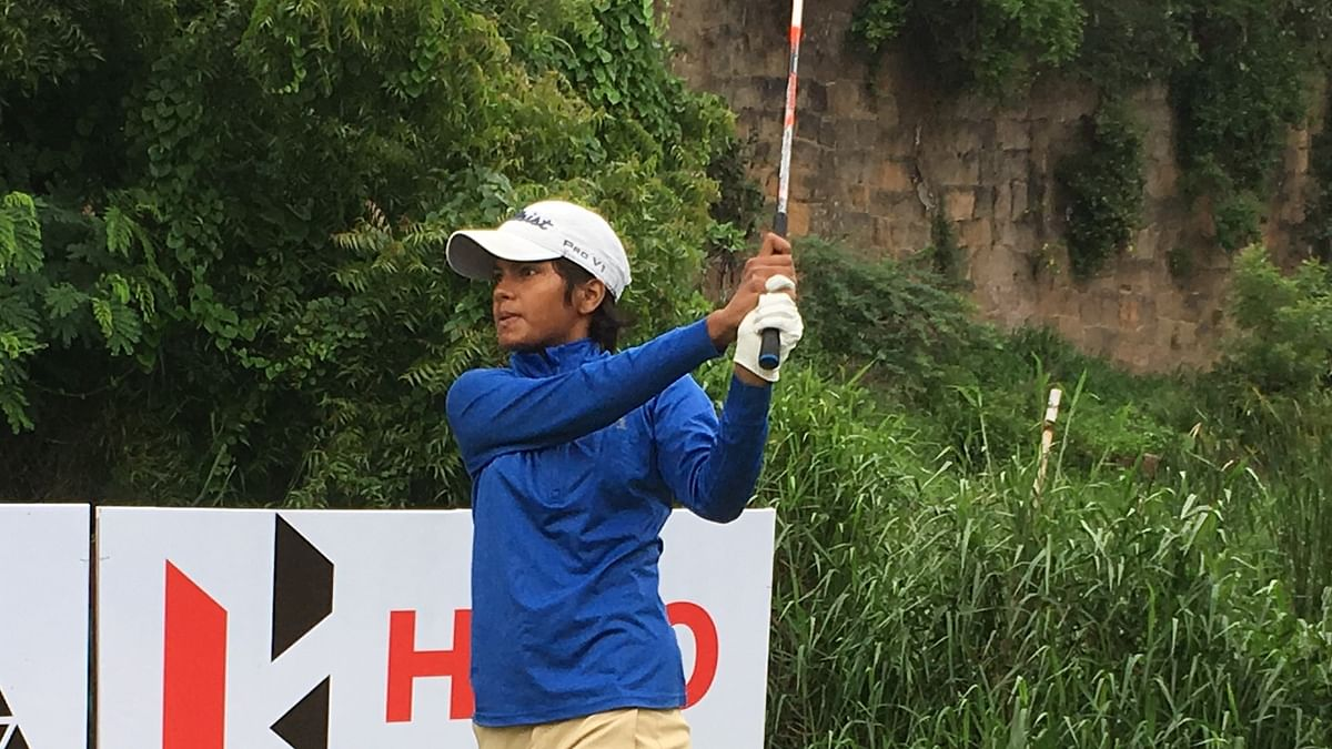 In-form Sneha, Jahanvi to battle it out for top honours in 9th leg of Hero WPGT