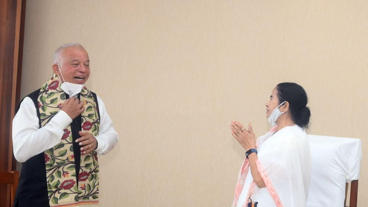 Two-time Goa chief minister Luizinho Faleiro joins Trinamool
