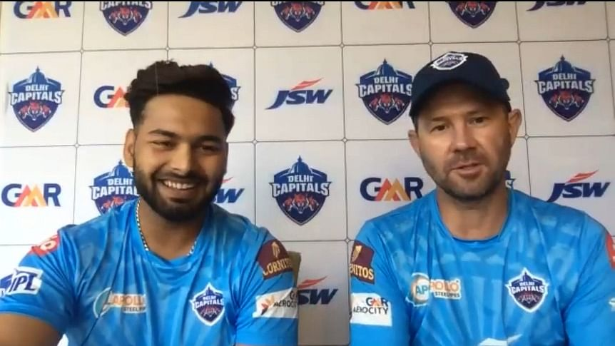 Confident that the team will keep its winning ways in IPL: Delhi Capitals head coach Ponting, captain Pant
