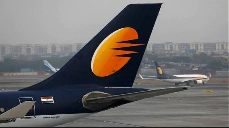 Jet Airways to start domestic ops from Q1 of 2022