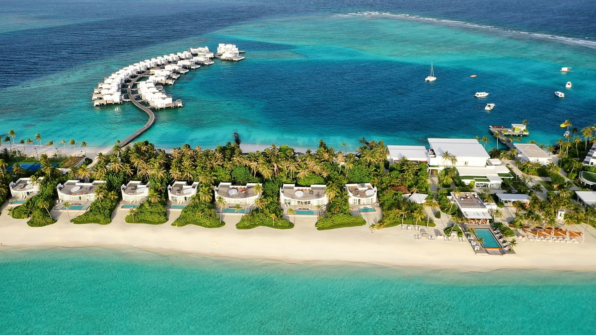 Dubai's Jumeirah Group announces opening of new resort in Maldives