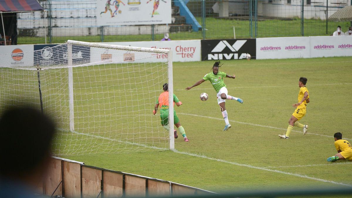 10-man Gokulam Kerala pip Hyderabad FC in Durand Cup