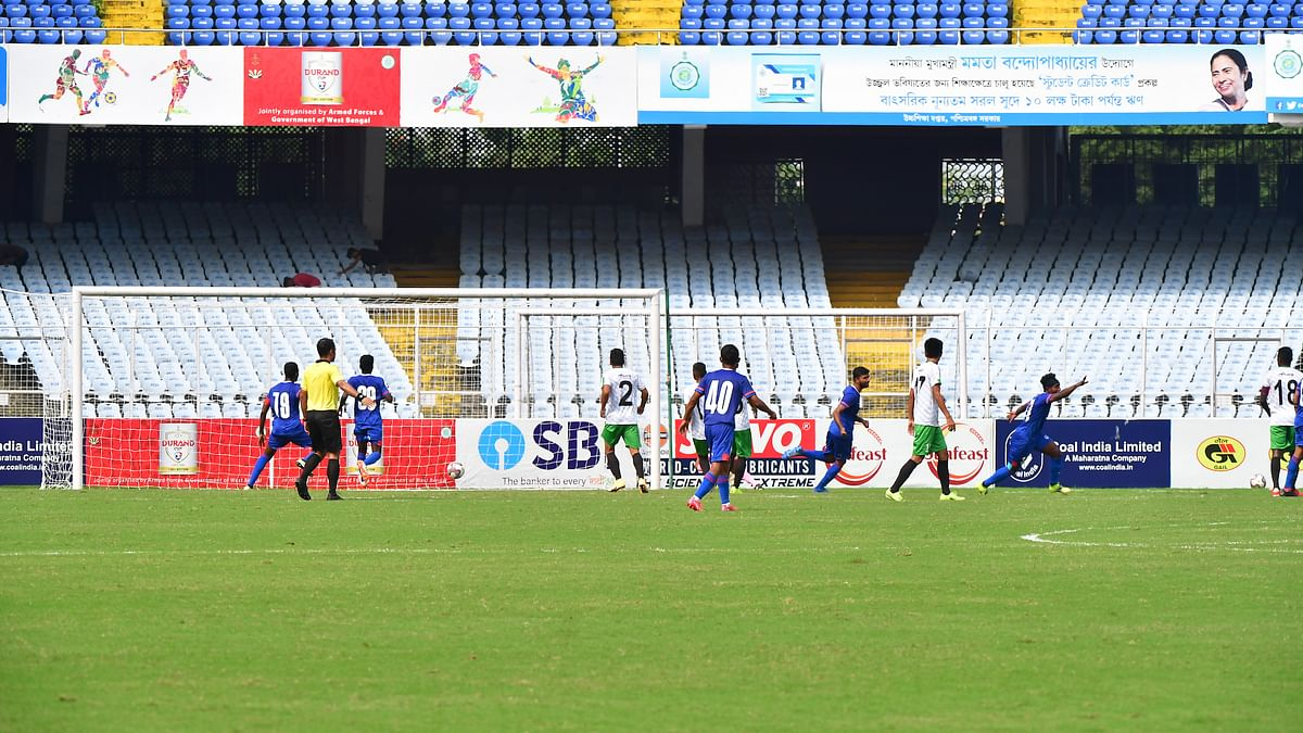 Durand Cup: Bengaluru FC beat Army Green to complete semi-final line-up