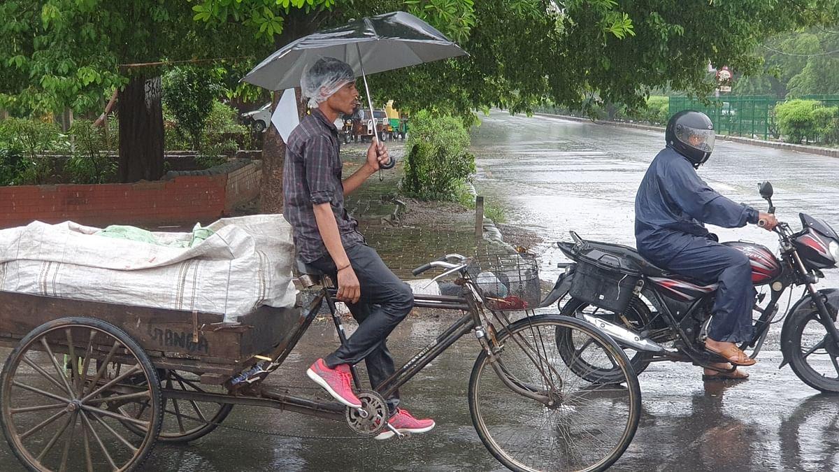 Delhi-NCR receives more rain, orange alert issued