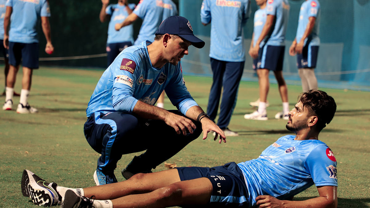 Delhi Capitals will have to re-build once again in the second half of IPL: Chief coach Ricky Ponting