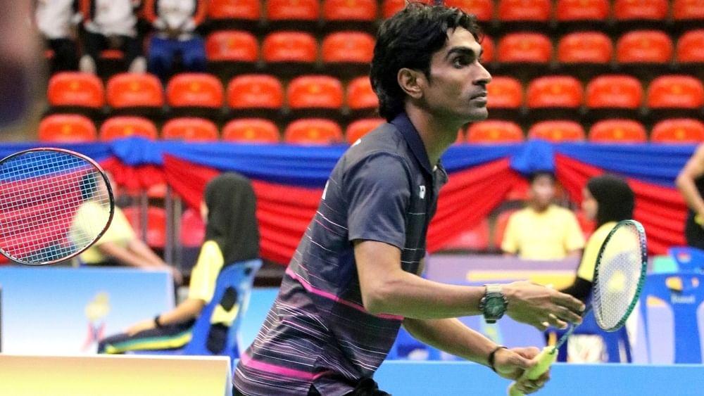 Paralympics: Bhagat, Yathiraj in badminton finals