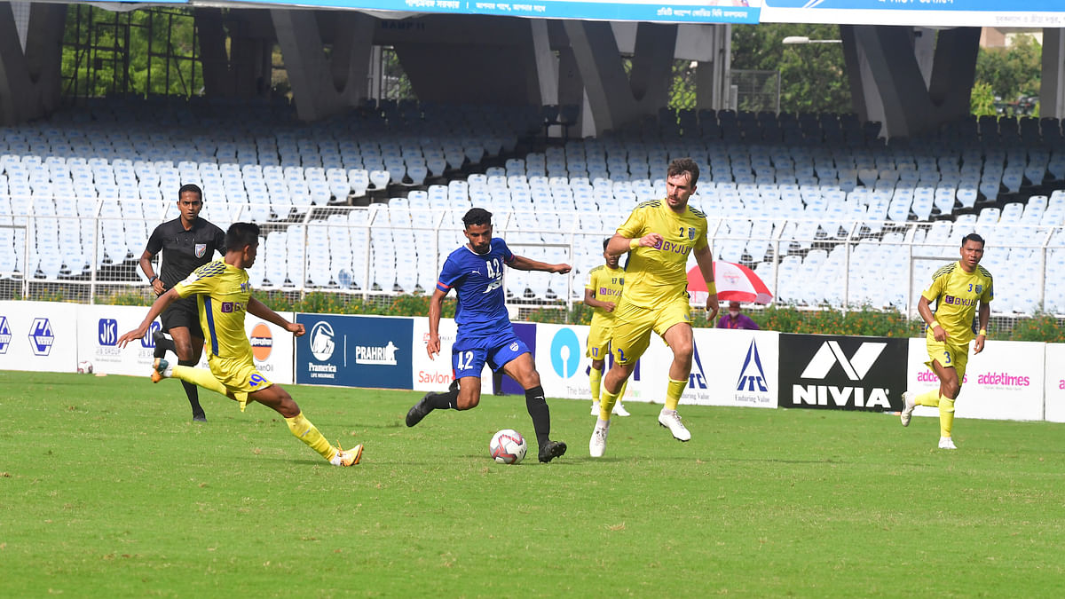Durand Cup: Bengaluru FC commence campaign in style; beat  ISL rivals Kerala Blasters 2-0
