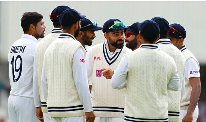 Fourth Test: India stay at England's heels