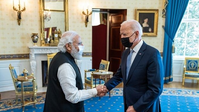 Biden reminiscences about possible Indian relative