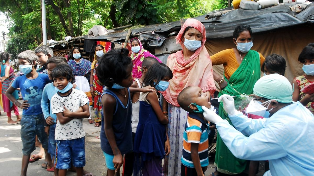 India reports 290 COVID-19 deaths, 29,616 fresh cases of infection in last 24 hours