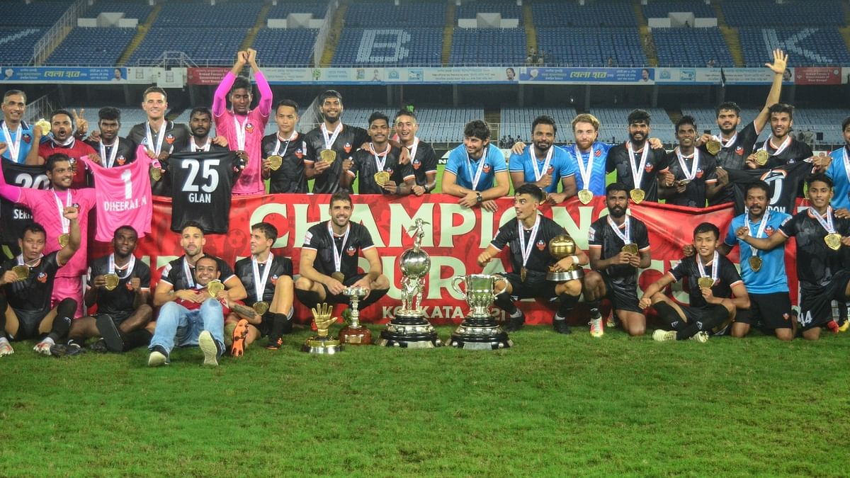 Durand Cup: FC Goa lift maiden title with 1-0 win against Mohammedan