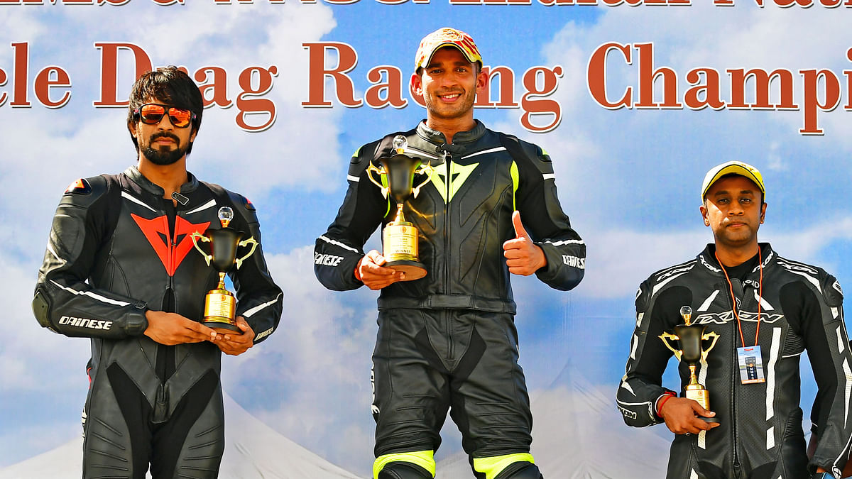 Hemanth Muddappa notches a double, Aiyaz Rem, Bharath Raj, Madhan Kumar top