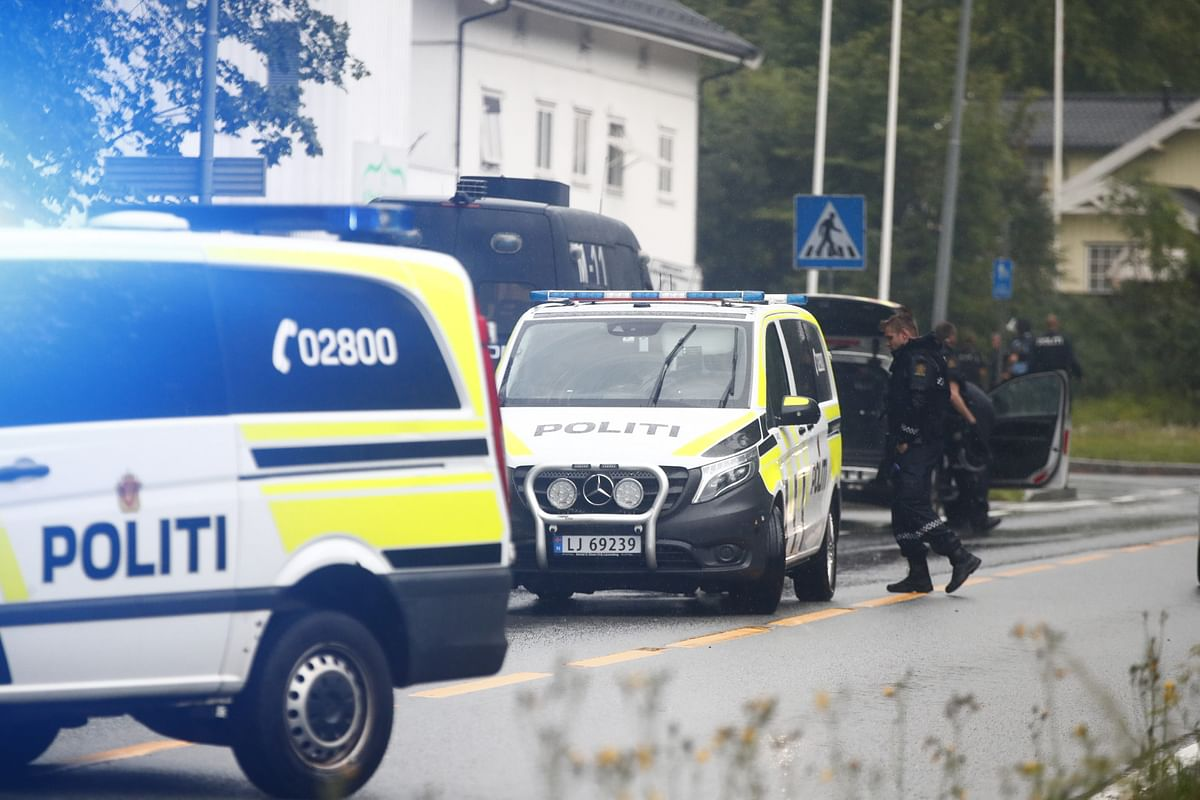 5 killed, 2 injured in Norway bow-and-arrow attack: Police