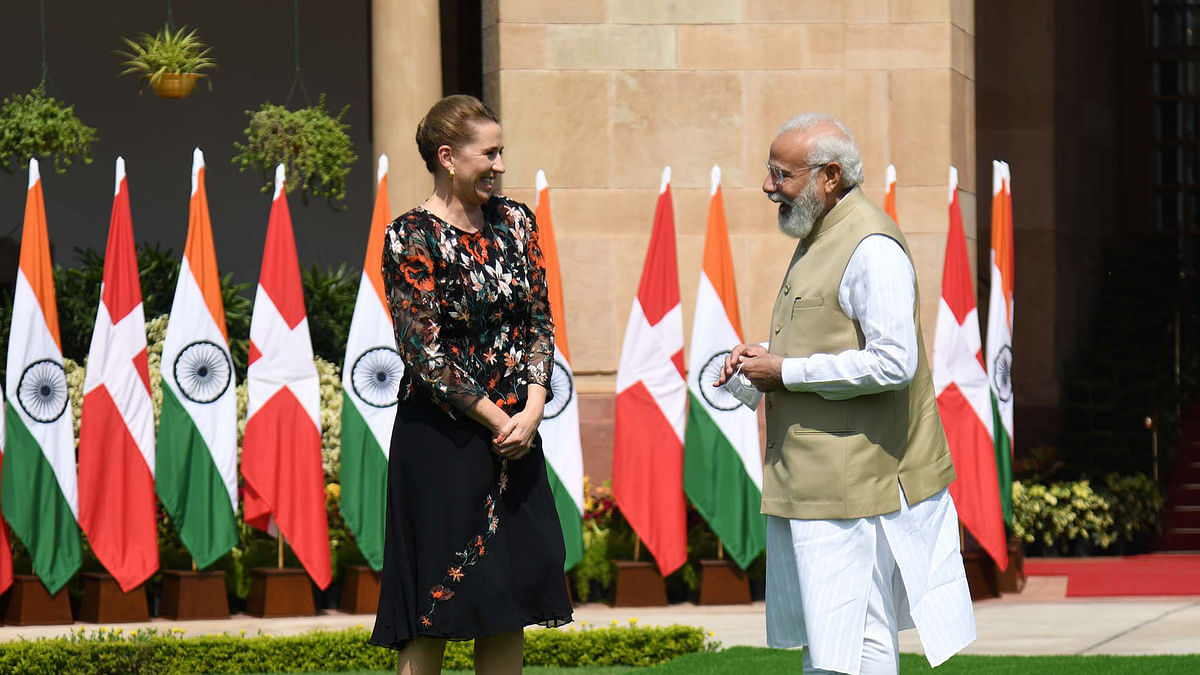 India and Denmark initiate new partnership and cooperation in health, agriculture and other areas