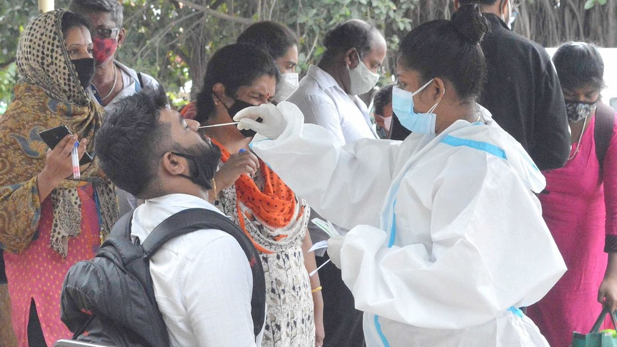 India logs 318 COVID-19 deaths, 22,431 fresh cases of infection in last 24 hours