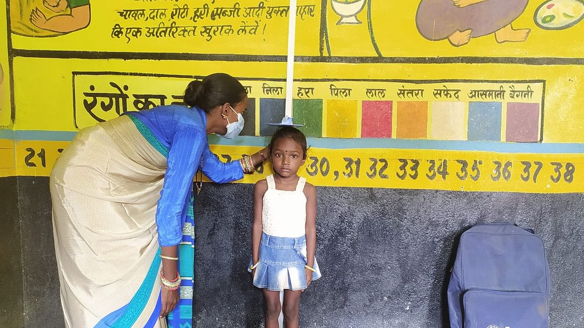 56,000 people in 640 villages benefit from nutrition programme organized by Adani Foundation