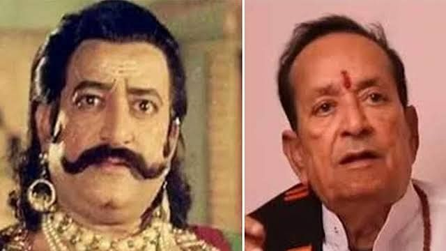 Actor Arvind Trivedi, Ramayana's Ravan, passes away at 82