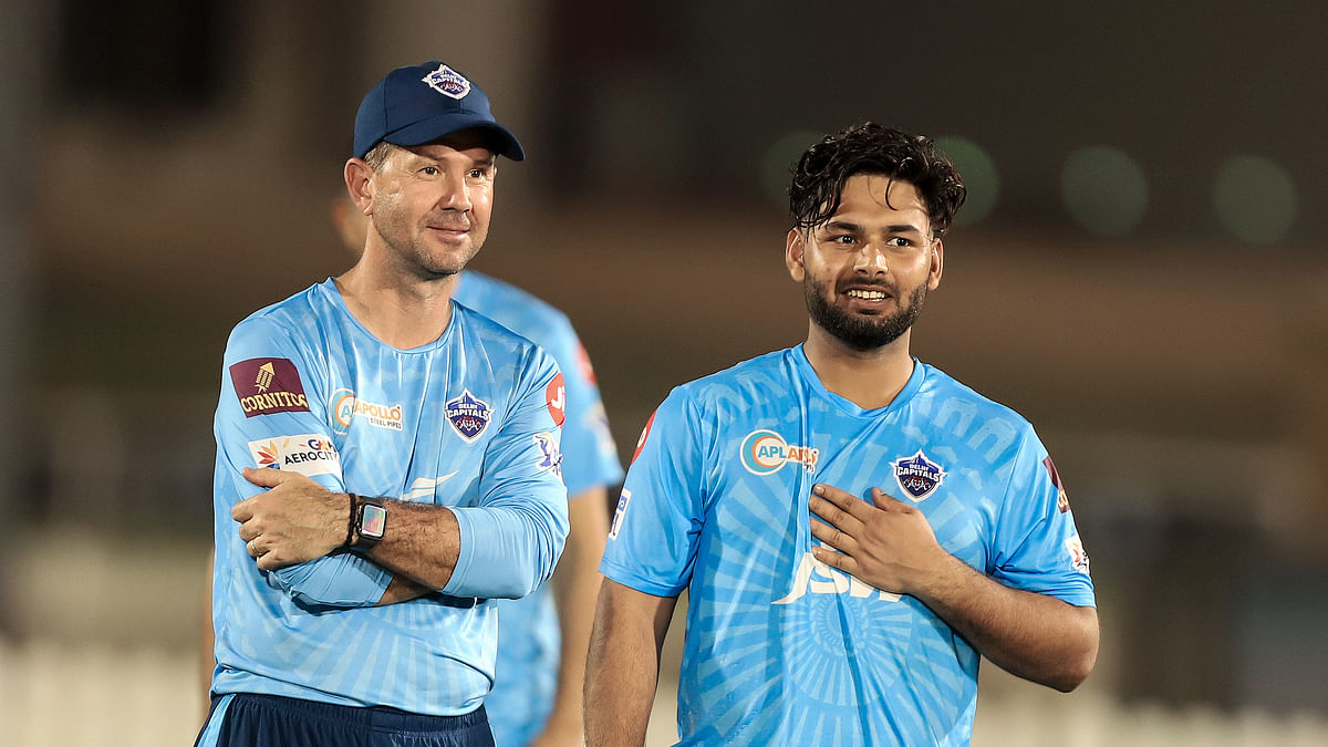 """""""Playoffs are completely different, our tournament starts now,"""" says Delhi Capitals coach Ricky Ponting"""