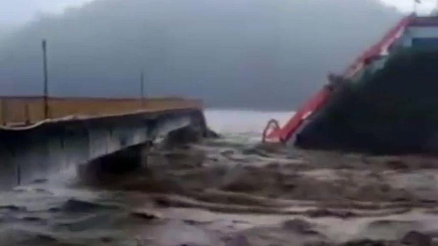 46 dead, 11 reported missing in Uttarakhand flash floods, landslides