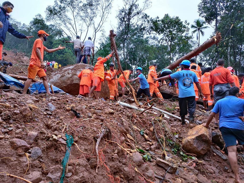Kerala floods: Blame game begins as death toll reaches 35