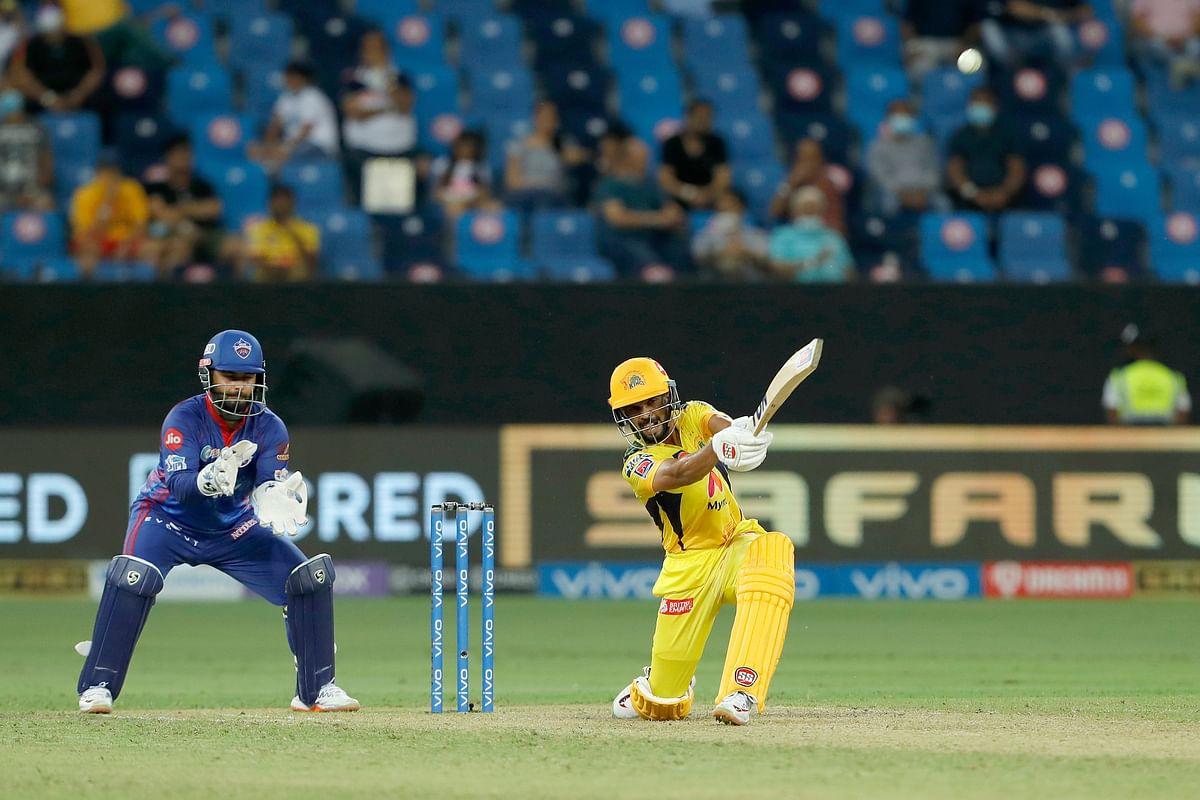 IPL 2021: Gaikwad and Uthappa power Chennai to final