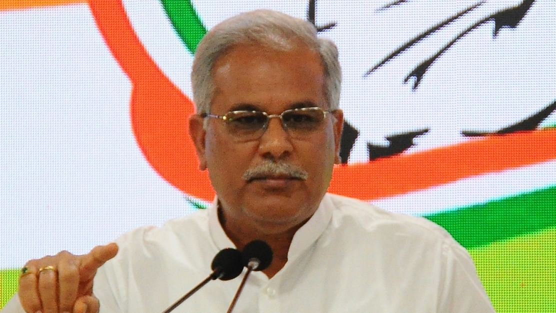 Baghel returns to Chhattisgarh after being stopped at Lucknow airport