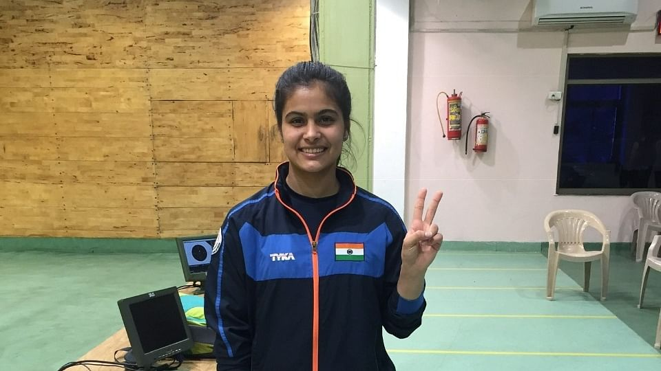 Manu Bhaker wins gold as India bags five medals on day two of Jr World Shooting Championship