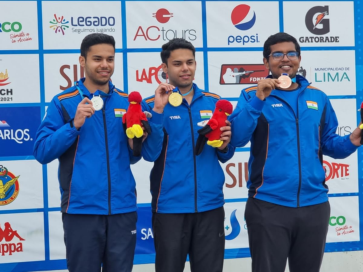India finish on top with 43-medal haul at Junior Shooting World  Championship