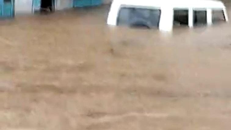 Eight dead, four missing as heavy rains lash Kerala