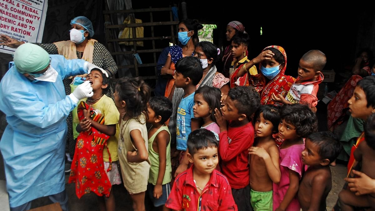 India logs 277 COVID-19 deaths, 26,727 new cases of infection in last 24 hours