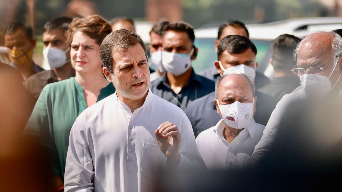 Congress delegation meets President Kovind, seeks Teni's removal