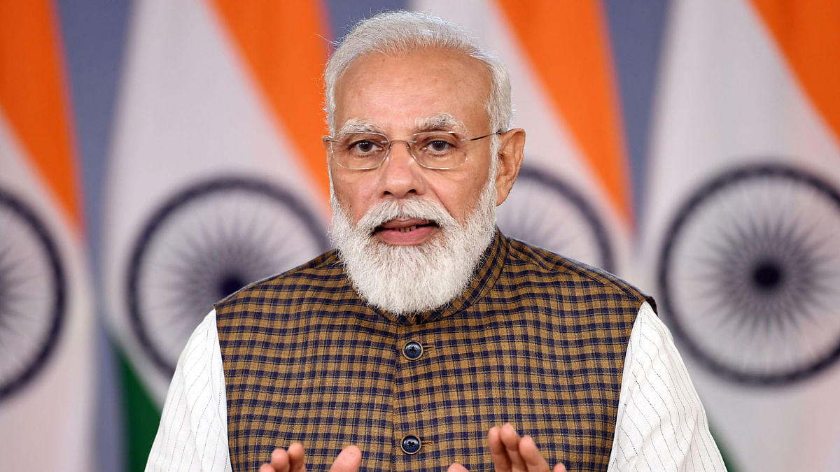 One billion vaccinations not just a figure, but a reflection of the strength of India, says Modi