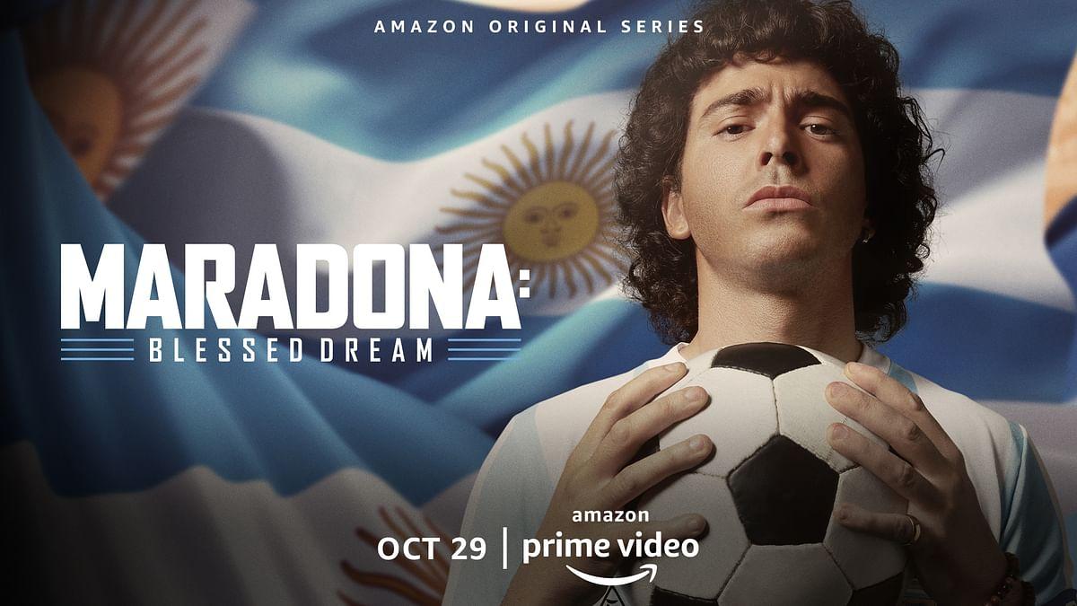 Maradona: Blessed Dream, biopic series on footballer Diego Maradona, to release on October 29