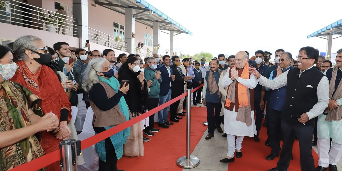 Nobody will be allowed to scuttle peace and progress in J&K: Shah
