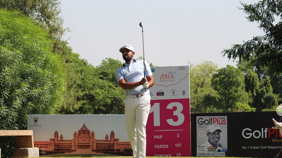 Khalin Joshi turns the tables, wins the Jaipur Open