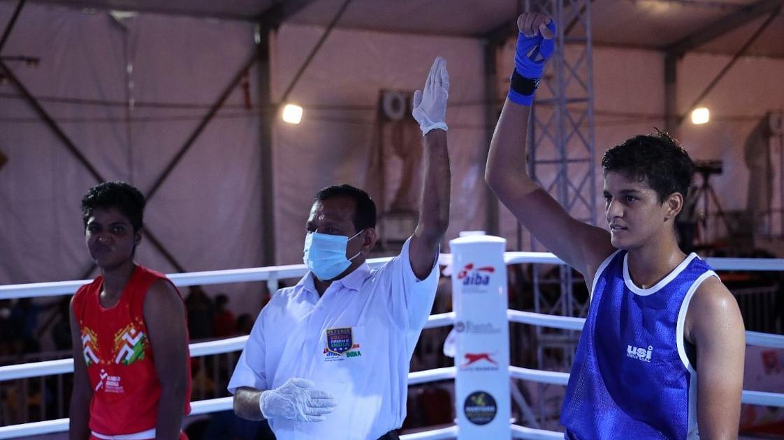 Jaismine, Basumatary move into second round of 5th Elite Women's National Boxing Championships