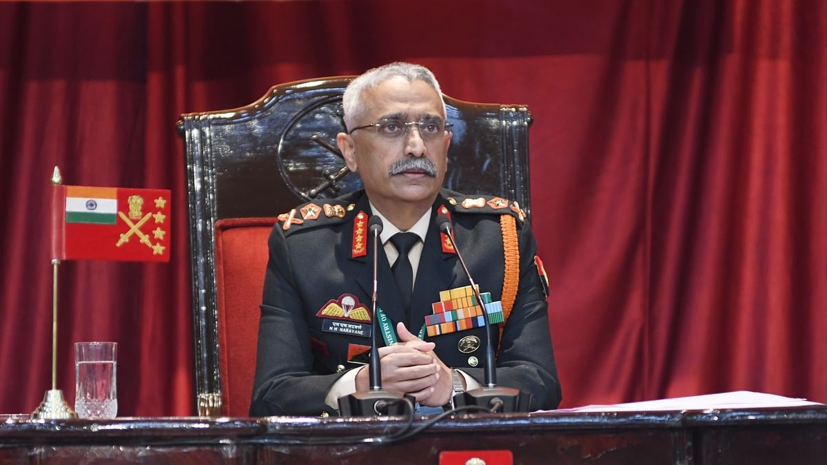 India, China to hold military talks in mid-October: Army chief