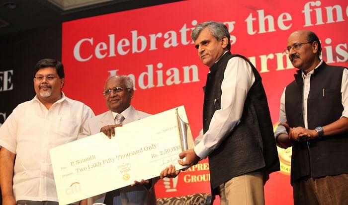 Sainath, Thapar among winners of Goenka Awards in journalism