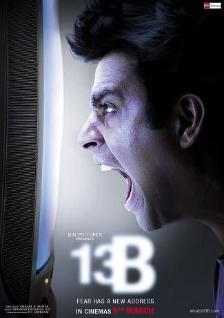 A 13B poster.