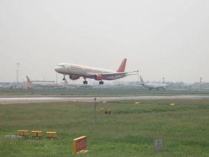 A file photo of an Air India A-321.