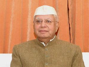 File photo of N. D. Tiwari.