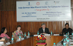 Indo-German Centre on Computer Science opened at IIT, Delhi