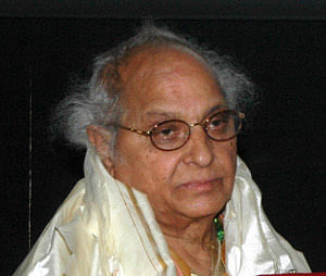 File photo of Pandit Jasraj.