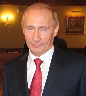 File photo of Russian Prime Minister Vladmir Putin.
