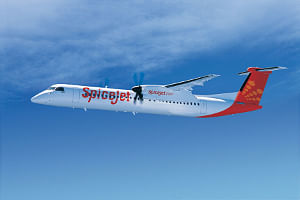 SpiceJet adds Nashik as its 14th UDAN destination