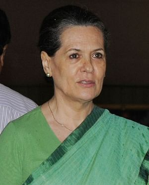 File photo of UPA chairperson Sonia Gandhi, the only Congress candidate to win from Uttar Pradesh in the just-concluded 2019 Lok Sabha elections.